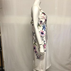 a98a022cc77d Ted Baker Dresses - Ted Baker Scarlin Passion Flower Body-Con Dress
